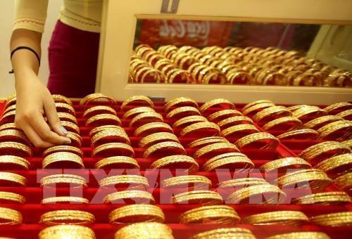 Hình ảnh Giá vàng hôm nay 12/2/2019: Cận ngày vía Thần Tài, giá vàng tăng dựng đứng số 1