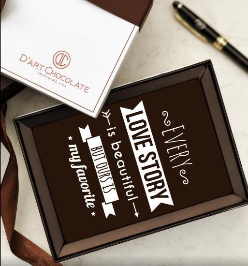 5 mẫu socola valentine được giới trẻ yêu thích nhất trên thị trường ngày 14/2 2