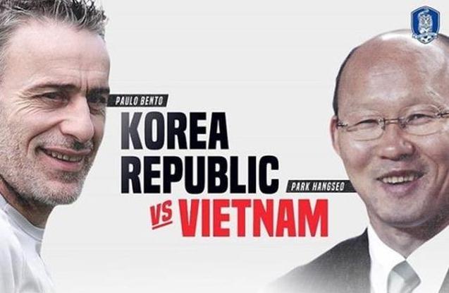 Trận Siêu cúp giữa Việt Nam và Hàn Quốc bất ngờ bị hoãn vô thời hạn 1