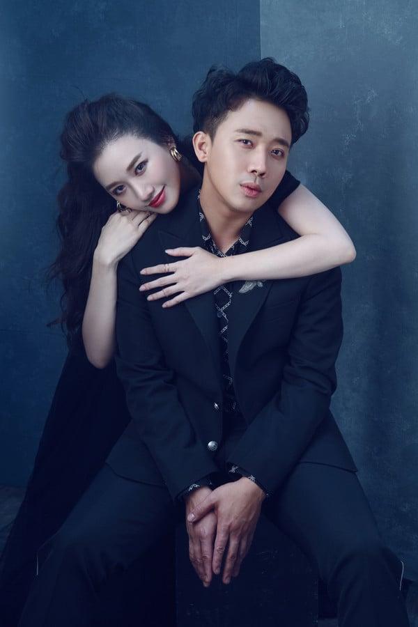 Trấn Thành - Hari Won bất ngờ tung bộ ảnh 'tình bể bình' đúng ngày Valentine 5