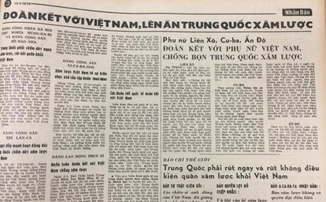 Biên giới 1979: Nếu Việt Nam yêu cầu, cả triệu người Cuba sẽ bước lên 1