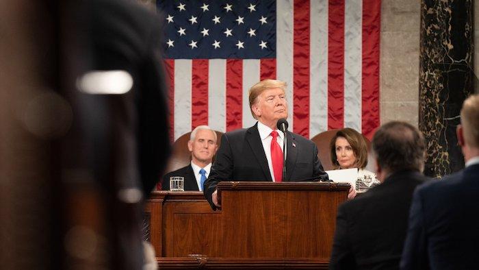 Ông Trump tuyên bố tình trạng khẩn cấp quốc gia để xây tường biên giới 2