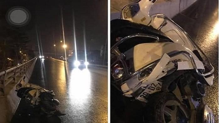 Tài xế lái Range Rover bỏ chạy sau khi đâm 2 người tử vong ở Hà Nội ra trình diện 1