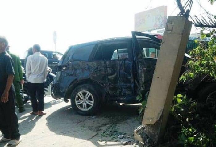 Diễn biến mới nhất vụ tai nạn thảm khốc khiến 8 người thương vong tại Thanh Hóa 1