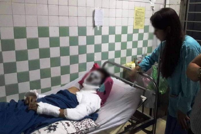 Xuất hiện nhiều ẩn khuẩt trong vụ Việt kiều bị tạt axit ngày 30 Tết 1