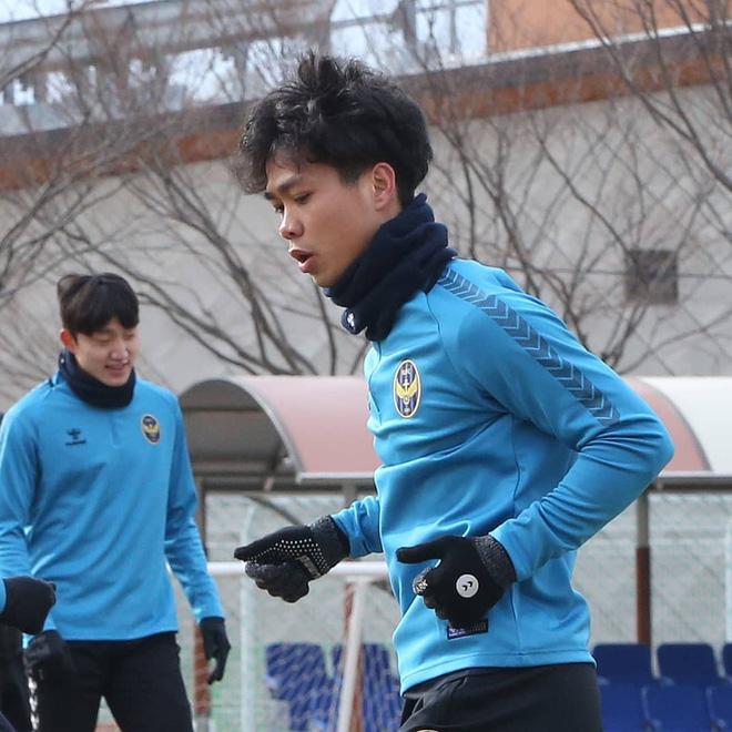 Công Phượng ghi bàn ngay trong lần đầu ra mắt Incheon United khiến fans nức nở 1