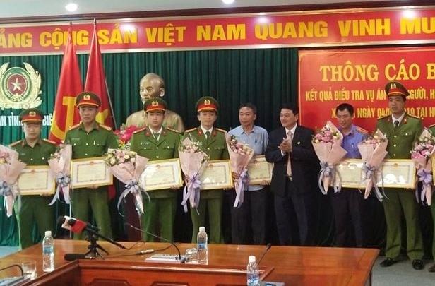 UBND tỉnh Điện Biên: Việc trao thưởng ban chuyên án vụ nữ sinh giao gà bị sát hại là đúng quy trình 1