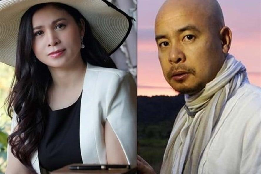 Động thái bất ngờ của bà Lê Hoàng Diệp Thảo sau phiên tòa ly hôn 1