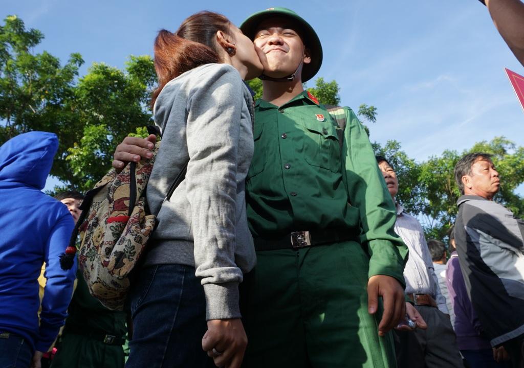 Mỹ nữ Hà Nội kể chuyện bạn trai nhập ngũ 18 tháng và cái kết đầy bất ngờ 3