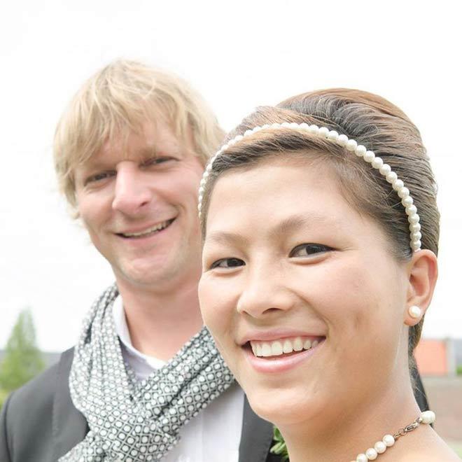 Cô bé dân tộc nói tiếng Anh như gió, lấy chồng doanh nhân Bỉ giờ ra sao? 4