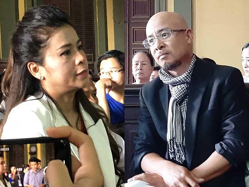 Mẹ ruột ông Đặng Lê Nguyên Vũ bất ngờ lên tiếng sau khi con dâu bị chồng nhiếc móc giữa tòa 3