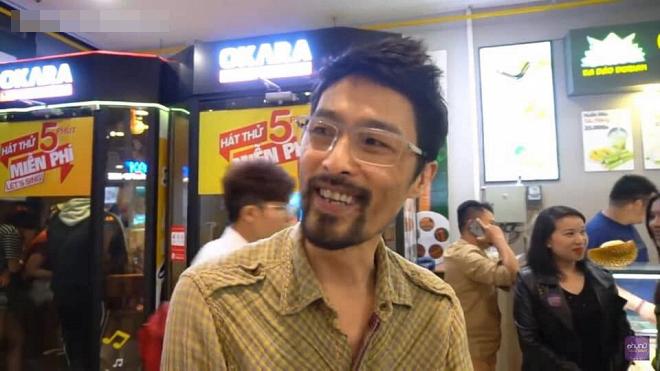 Choáng với nhan sắc xuống dốc của tài tử Johnny Trí Nguyễn 3