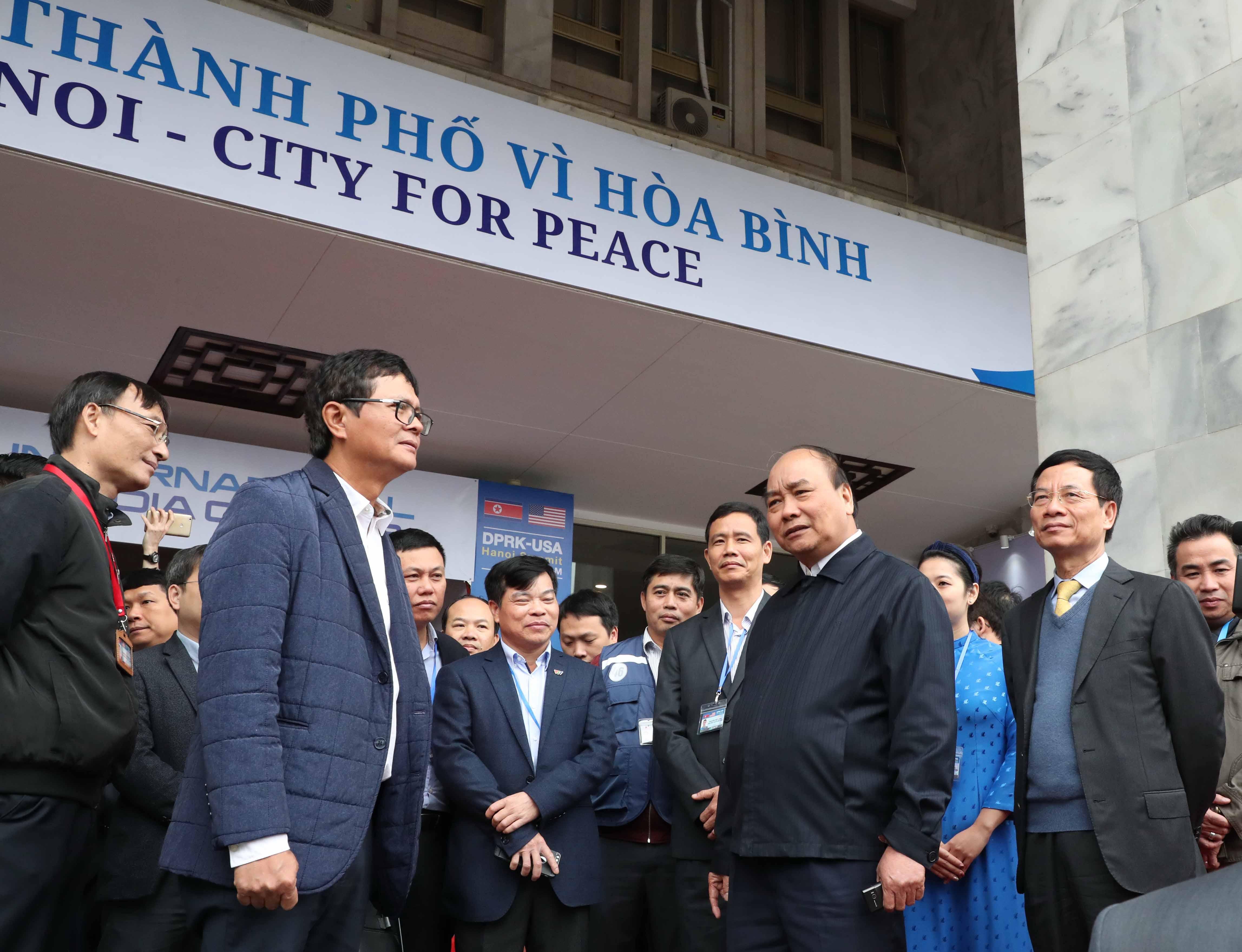 Thủ tướng: Việt Nam đã sẵn sàng, hội nghị thượng đỉnh Mỹ - Triều sẽ đảm bảo an toàn tuyệt đối 1