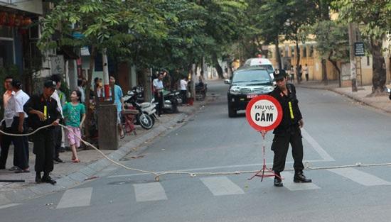 Hà Nội cấm hàng loạt tuyến phố phục vụ Hội nghị thượng đỉnh Mỹ - Triều 1