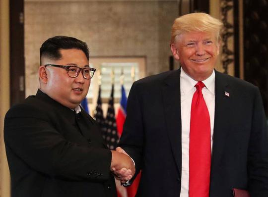 Triều Tiên lên tiếng cảnh báo Mỹ trước thềm hội nghị Trump - Kim 1