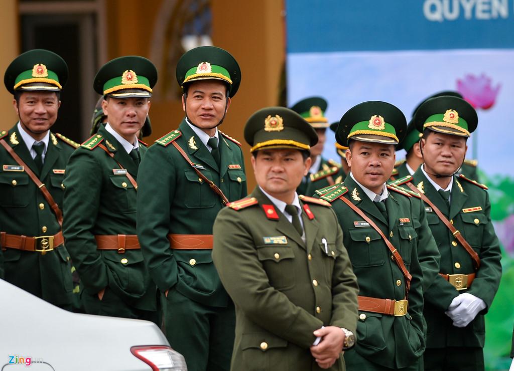 Chó nghiệp vụ, bộ đội dày đặc quanh ga Đồng Đăng trước thượng đỉnh Mỹ-Triều 3