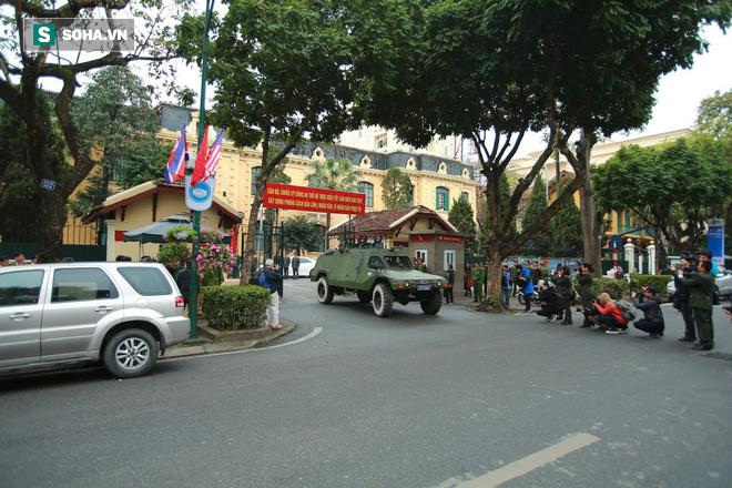 Báo Anh nói về công tác an ninh của Việt Nam cho thượng đỉnh Mỹ - Triều 2
