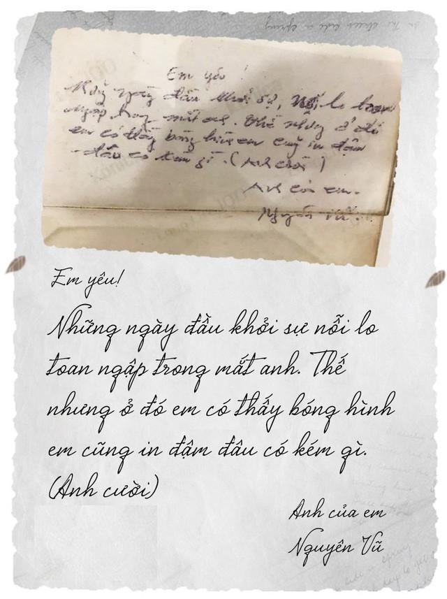 Bức thư tình mùi mẫn do