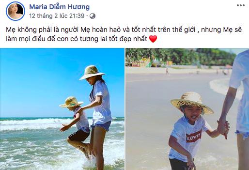 Bỏ đại gia yêu trai nghèo, cuộc hôn nhân thứ 2 của Hoa hậu Diễm Hương lại kết thúc? 2
