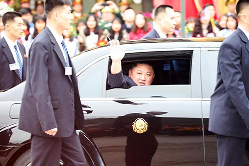 Vì sao nhà lãnh đạo Triều Tiên lại lựa chọn tới Việt Nam bằng tàu hỏa 1