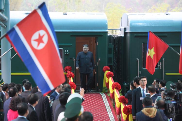 Người dân Triều Tiên tự hào về chuyến thăm Việt Nam của lãnh đạo Kim Jong-un 1