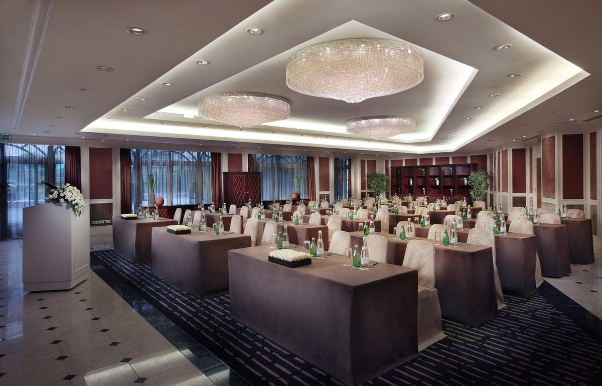 Khách sạn Metropole nơi ông Trump - Kim dùng bữa tối đầu tiên 4