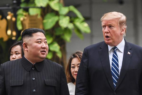 NÓNG: Trump chưa cam kết hội nghị tiếp theo với Kim Jong-un sau thượng đỉnh ở Hà Nội 5