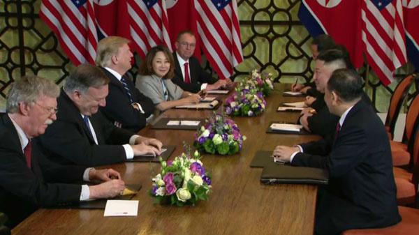 NÓNG: Trump chưa cam kết hội nghị tiếp theo với Kim Jong-un sau thượng đỉnh ở Hà Nội 4