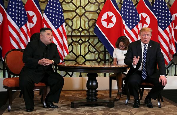 NÓNG: Trump chưa cam kết hội nghị tiếp theo với Kim Jong-un sau thượng đỉnh ở Hà Nội 8