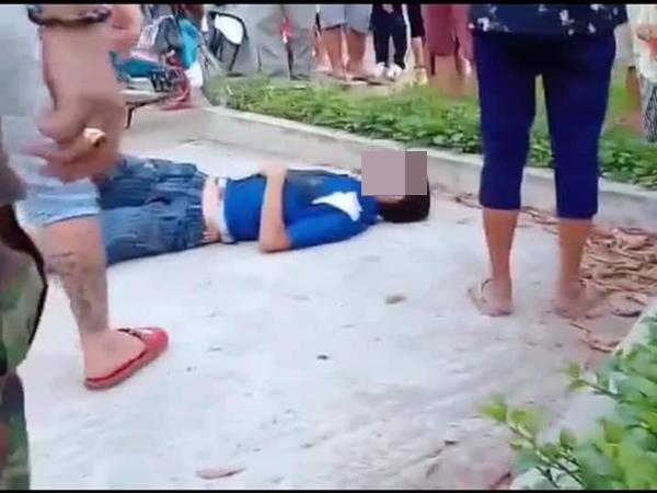 Chân dung kẻ đâm chết người cha dắt con đi chơi ở công viên vì tưởng bắt cóc 2