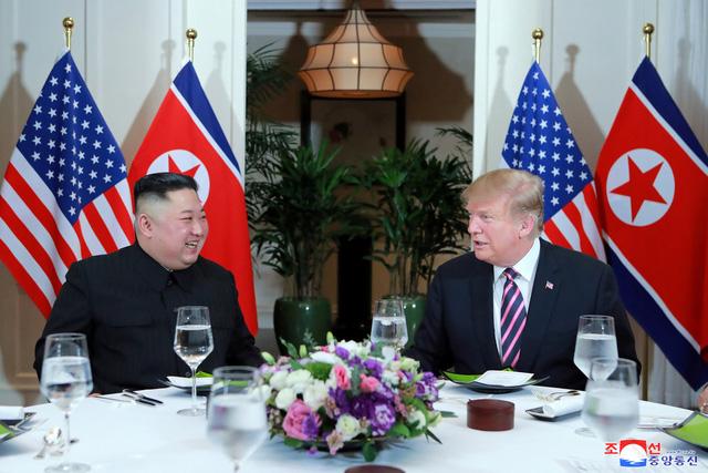 """Chiều nay, ông Trump và ông Kim sẽ tổ chức """"lễ ký thỏa thuận chung"""" ở Hà Nội 1"""