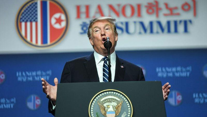 Dư luận thế giới nói gì về thượng đỉnh Mỹ - Triều 2 ở Hà Nội bị thất bại? 1