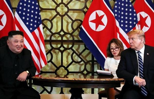 Hé lộ hai bóng hồng quan trọng tại thượng đỉnh Mỹ - Triều 1
