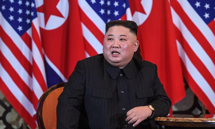 Ông Kim Jong-un lần đầu phá lệ làm điều này tại thượng đỉnh Mỹ - Triều  1