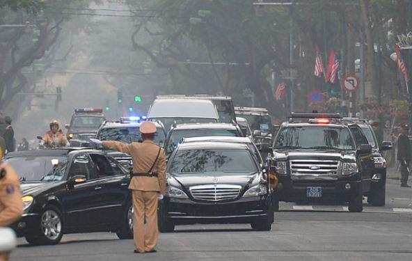 Những hình ảnh ấn tượng trong cuộc gặp của lãnh đạo Mỹ - Triều tại Hà Nội 18