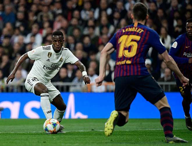 Chỉ cần 2 cú sút trúng đích, Barcelona đã cho Real Madrid một bài học về sự hiệu quả  1