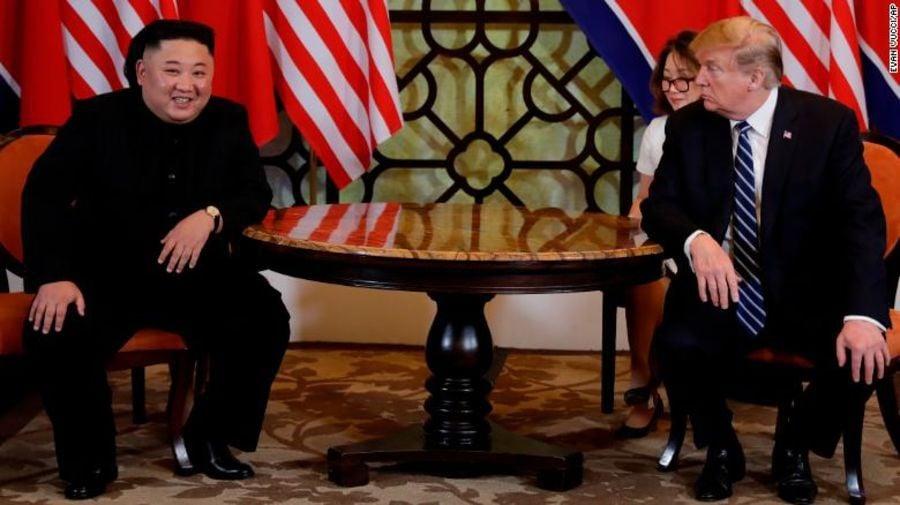 Thông dịch viên của nhà lãnh đạo Kim Jong Un đã dịch không chính xác? 1
