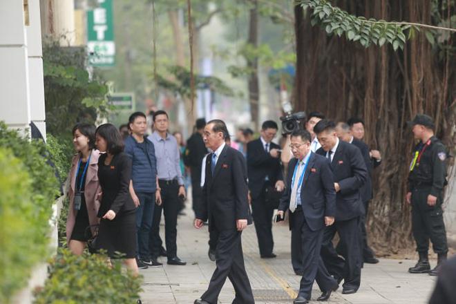 Tiết lộ thực đơn bữa trưa của đoàn đại biểu cấp cao Triều Tiên tại quán Ngon, Hà Nội 1