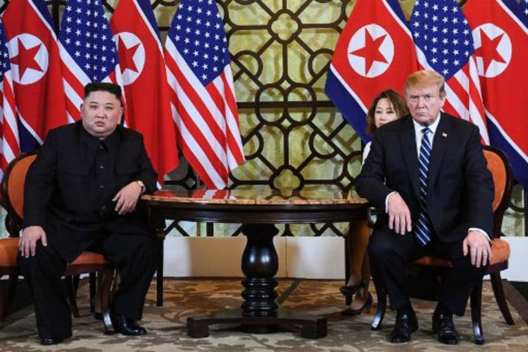 Quan chức Hàn bối rối trước diễn biến của hội nghị thượng đỉnh 1
