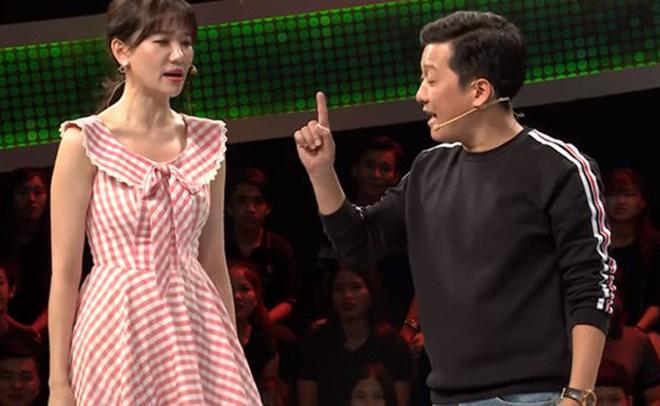 Những lần Trường Giang khiến sao Việt bẽ bàng, khó xử trên sân khấu 2