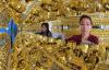 Đất nước nào tích trữ vàng nhiều nhất thế giới?