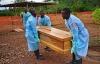 Dịch Ebola: 106 người chết trong 2 ngày vì Ebola