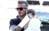 Beckham gãy tay vì chạy xe phân khối lớn trốn papazazzi