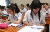 """Giáo dục - Những học sinh đầu tiên thi """"kỳ thi quốc gia"""" nói gì?"""
