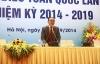 Ông Nguyễn Văn Quyền giữ chức Chủ tịch Hội Luật gia VN khóa XII