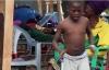 Cậu bé nhiễm Ebola tươi vui nhảy nhót khiến cộng đồng cảm phục