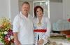 Vợ Indonesia cắt cổ chồng Anh vì ghen tuông