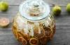 Đời sống - Cách ngâm chanh đào mật ong trị ho hiệu quả