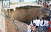 Hố tử thần ở Thanh Hóa: Sụt đất mà tưởng ba con bò làm sập chuồng