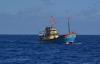 Tàu cá bị sóng đánh chìm, 2 thuyền viên mất tích